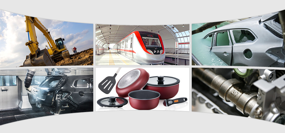 The leading role of the middle and high grade coating enterprise with independent brand in China