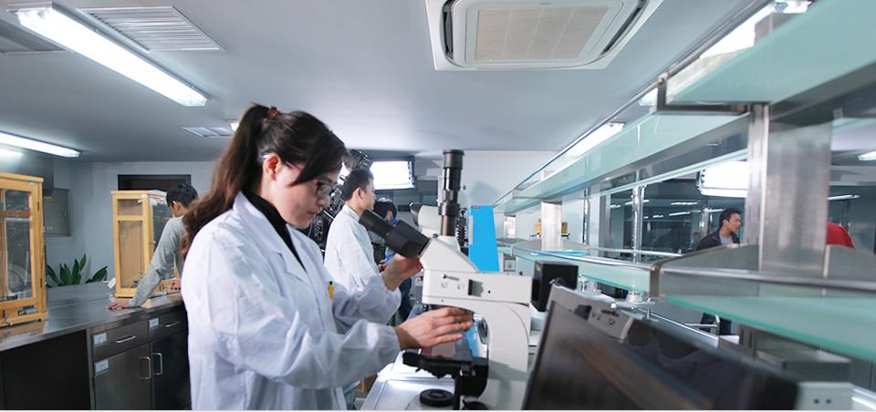 精细化生产保证产品质量